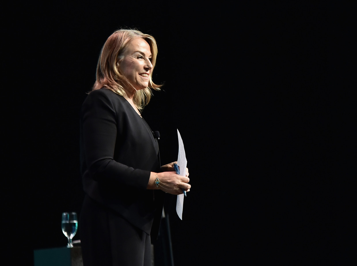 Esther Perel in 2019 Beeld Getty Images for SXSW