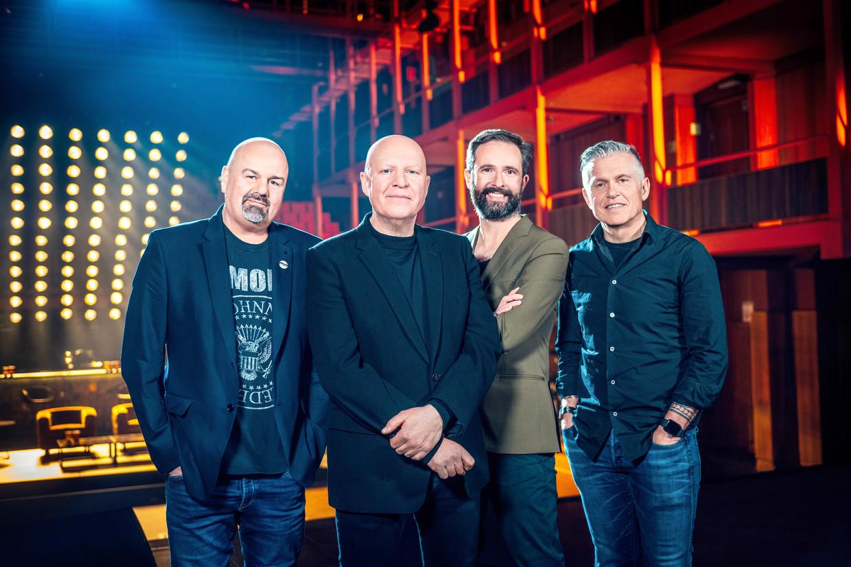 De Mens in 'The Best Of' Beeld VTM