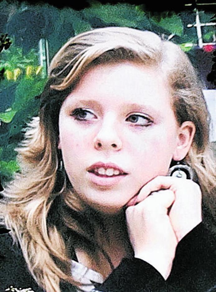 De 12-jarige Milly Boele.