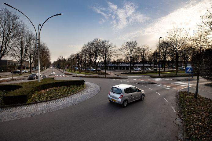 Het omliggend gebied van winkelcentrumpje De Voldijn in Aalst moet op de schop, maar