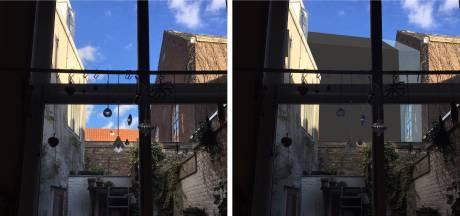 Bezwaren over verlies van uitzicht vertragen de verbouwing van de Kunstkerk in Dordrecht