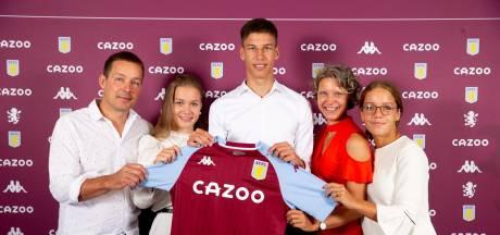 Hoe Sil Swinkels uit Sint-Oedenrode droomt van de Premier League met Aston Villa: 'Ik was snel verkocht'
