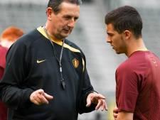 """Leekens: """"Hazard est indispensable à l'équipe nationale"""""""