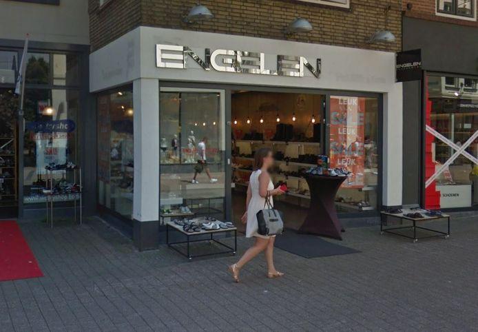Engelen Schoenen in Zwolle.