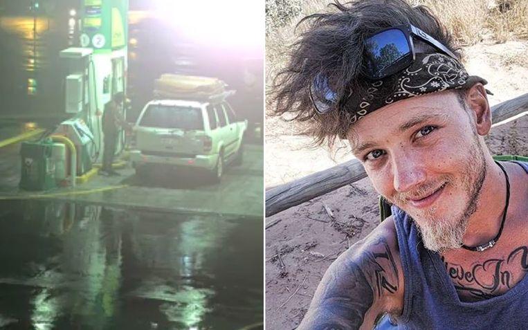 De Duitse rugzaktoerist Andreas Karl Wacker (28) liet al sinds woensdag niets meer van zich horen. Zijn familie is doodongerust.
