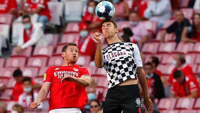 Football Talk. Vertonghen boekt vlotte zege met Benfica - Napoli, zonder Mertens, blijft foutloos in Serie A