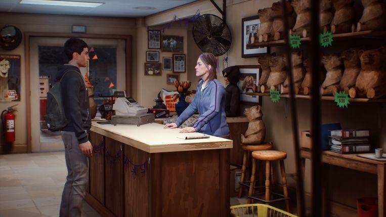 Studio Dontnod heeft een magisch-realistisch universum gecreëerd waarin verscheidene verhalen en personages het voortouw kunnen nemen. Beeld Square Enix