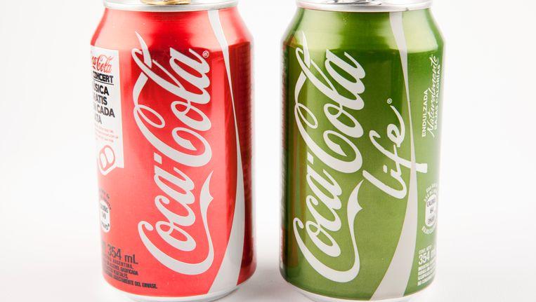 De nieuwe Coca-Cola Life: groen, natuurlijk en gezond | De Morgen
