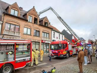 Centrum tijdje afgesloten na keukenbrand in flat