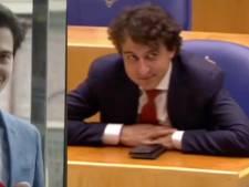 Jetten reageert nadat video met Klaver viraal gaat op TikTok: 'Laat het Jolein maar niet horen'