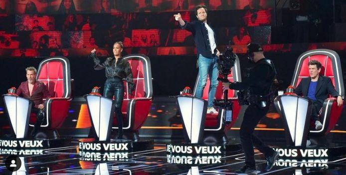 Les coachs: Florent Pagny, Amel Bent, Vianney et Marc Lavoine.