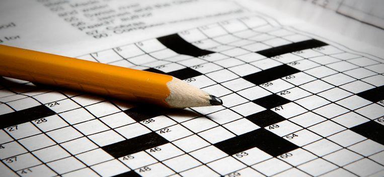 Speel hier de kruiswoordpuzzel van dinsdag 20 oktober