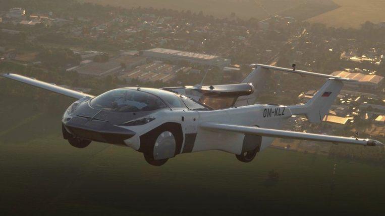 De AirCar. Beeld Klein Vision