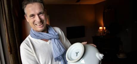 Eindhovenaar tikt soepterrine van nazi's op de kop: 'Hoe kan het dat dit zomaar bij de kringloop ligt?'
