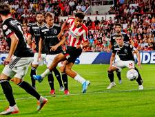 Lammers en Malen helpen PSV met late goals aan verdiende zege op FC Basel