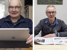 Henk en Jan stoppen ruim voor pensioen met werken en krijgen daar nog geld voor ook
