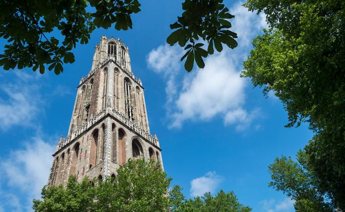 De Utrechtse Dom zal altijd weer inspireren tot nieuwe liedjes.