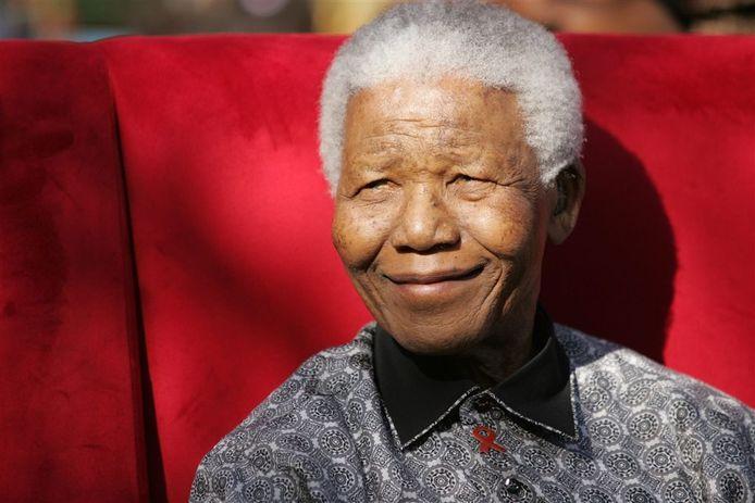 Nelson Mandela. EPA