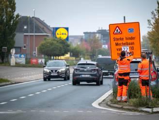 """Nog meer fileleed in Putte? Agentschap Wegen en Verkeer voert dit weekend werken uit aan N15 in centrum: """"Wegdek is in slechte staat"""""""