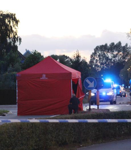 Motorrijder (57) overleden na crash tegen paal in Assebroek