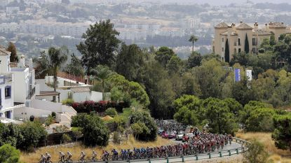 Vuelta 2018: alle etappes en deelnemers