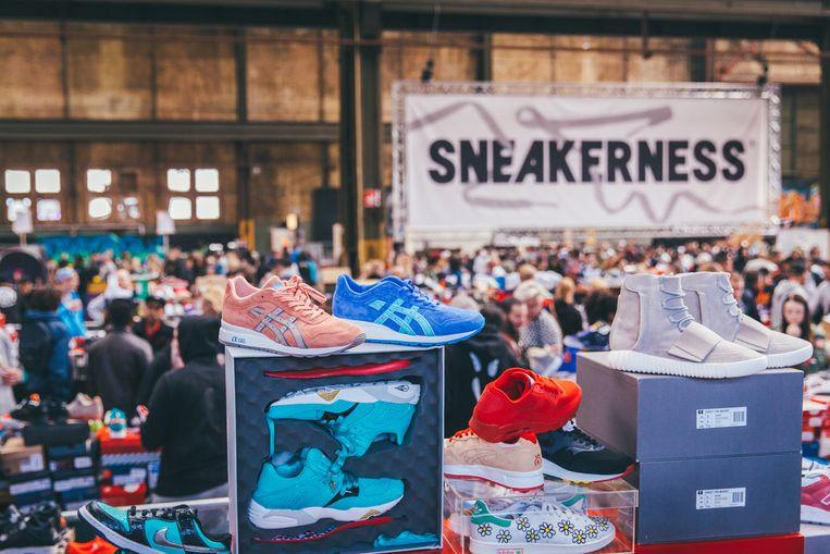 Sneakerness 2015 Beeld Sneakerness
