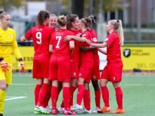 PSV Vrouwen in eredivisietopper onderuit tegen FC Twente: 3-2