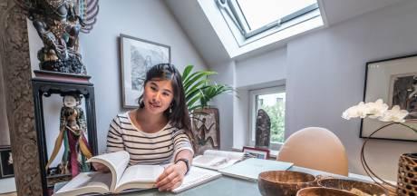 Anniko's doel om in Cambridge te studeren is behaald: 'Bedankt uit de bodem van mijn hart'