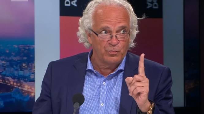 """Noppen: """"Brusselaars kijken vaak naar tv-zenders uit Frankrijk, het land met de laagste vaccinatiebereidheid van Europa"""""""