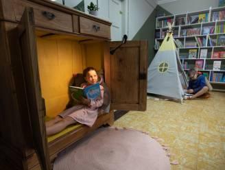 """Leerlingen Sint-Jan Berchmansschool openen hun 'BIB Mac': """"Hopelijk zetten we hen zo aan om meer te lezen"""""""