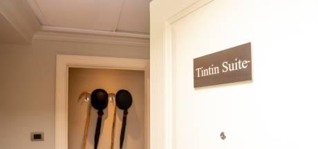 Une suite Tintin inaugurée à l'hôtel Amigo de Bruxelles