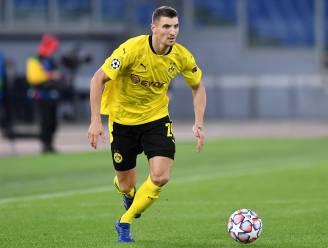 """Thomas Meunier vindt maar moeizaam zijn weg bij Dortmund: """"Hij dreigt een flop te worden"""""""