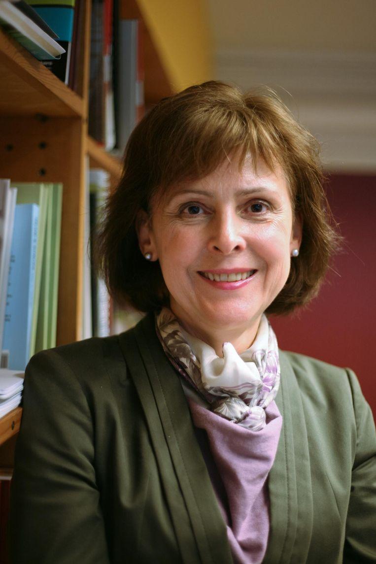 Karen Maex, de Vlaamse rector magnificus van de UvA was tot juni 2016 decaan van de bètafaculteiten van de UvA en de VU Beeld VU