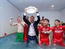 FC Twente-kampioen Tom Boere: 'We hebben ons doel gehaald'