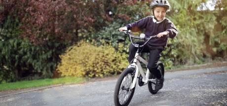 Met zijn allen op de fiets