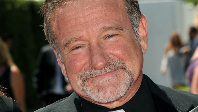 Acteur Robin Williams.