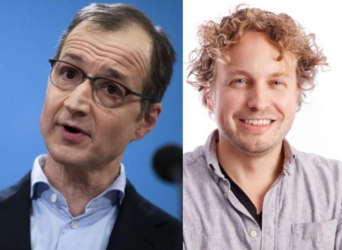 Minister Eric Wiebes pochte bij zijn aftreden schaamteloos over al zijn 'zware dossiers', hoorde columnist Niels Herijgens.