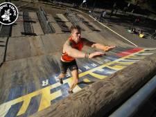 Obstacle Runner Jens Nederpel uit Lithoijen mikt tijdens WK op plek in top 10
