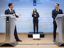 Rutte verklapt tijdens kinderpersconferentie dat hij ruzies sust met 'een koekje en een beetje lasagne'