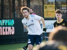 Beddows en Van der Looy verlengen bij HC Tilburg