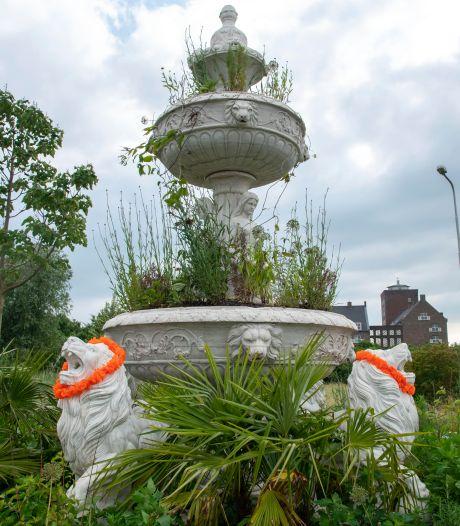 Miserabele kitsch, foeilelijk maar ook leuk en grappig: fontein in Harderwijk verbindt op eigen wijze