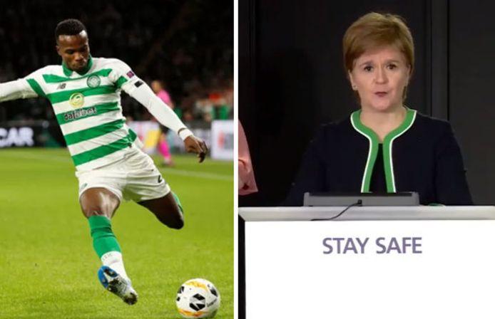 Son club, la Ligue, et même la Première ministre écossaise: Bolingoli est attaqué de toutes parts