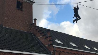 Sint-Michielschool verwelkomt Sint met deathride