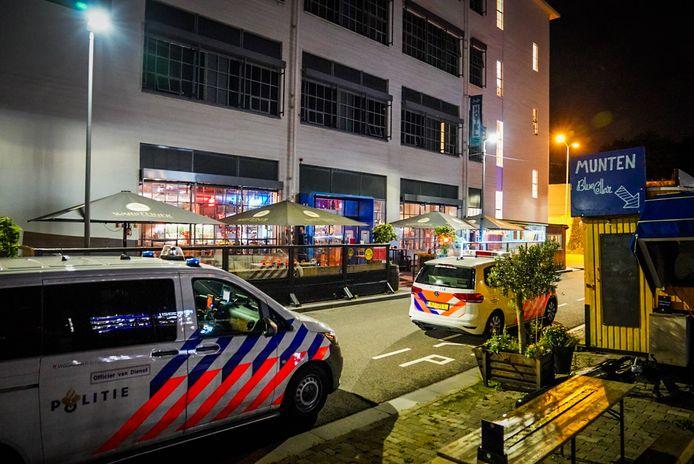 Overval op het Blue Collar Hotel op Strijp-S in Eindhoven.