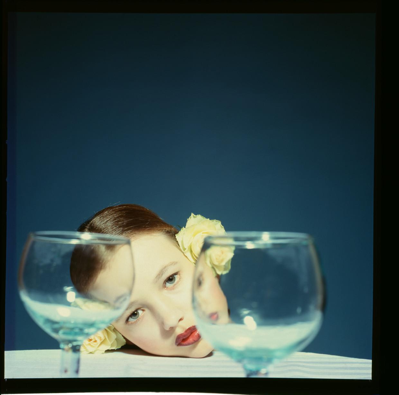 Tessel is de muze van Fotograaf Cornelie Tollens.  Beeld Cornelie Tollens