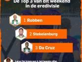 Routiniers Robben en Stekelenburg blinken uit, Fer en Malacia zakken door het ijs