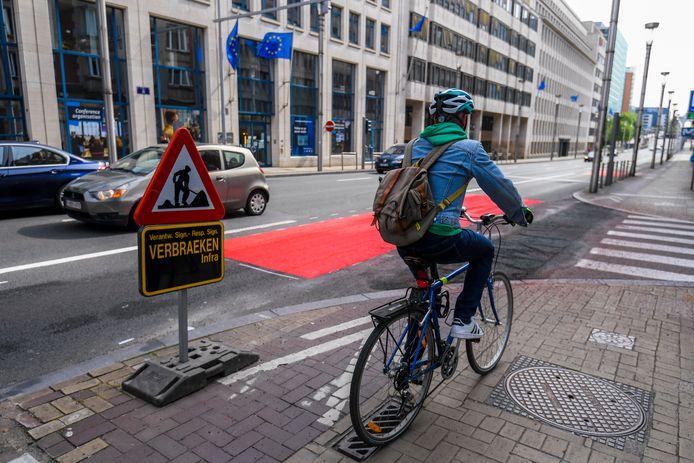 Rue de la Loi, Bruxelles