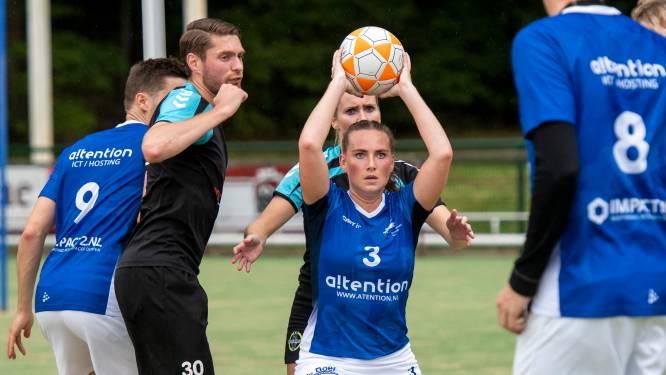 Oost-Arnhem is net een veldhospitaal, vier spelers en  coaches afwezig bij nederlaag in Wageningen