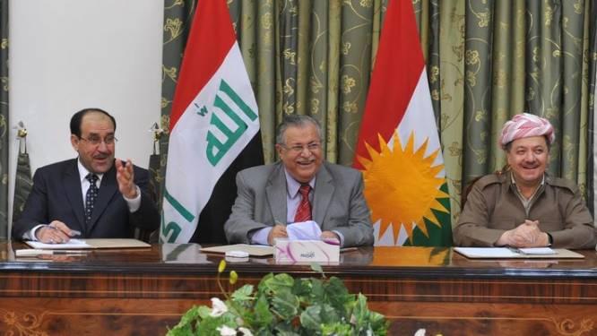 Uitslag Koerdische verkiezingen bevestigd
