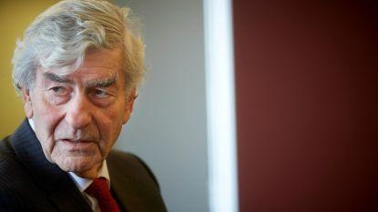 Nederlandse oud-premier Ruud Lubbers (78) overleden